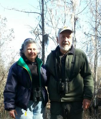 Sue and Darrell Hartman